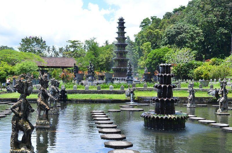 Rutas-en-coche-por-Bali-Tirta-Gangga