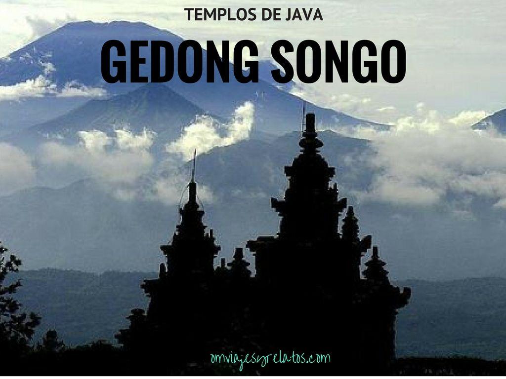Candi-Gedong-Songo