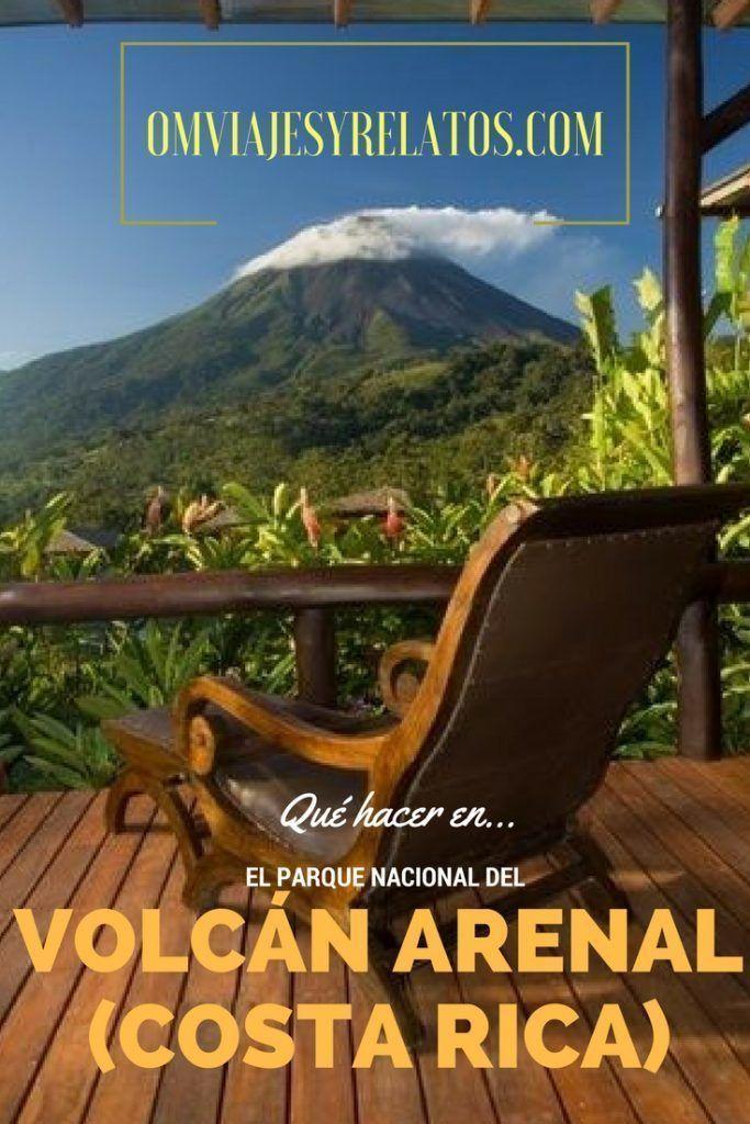 El-parque-nacional-del-volcán-Arenal-en-Costa-Rica
