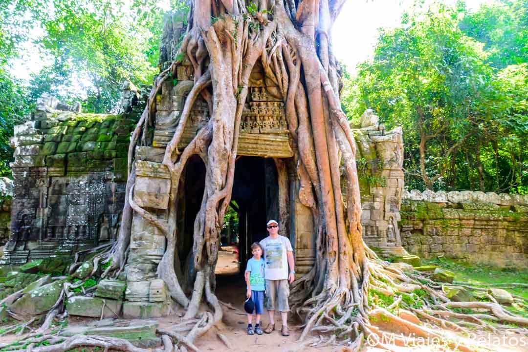 templos-de-Angkor-Ta-Som