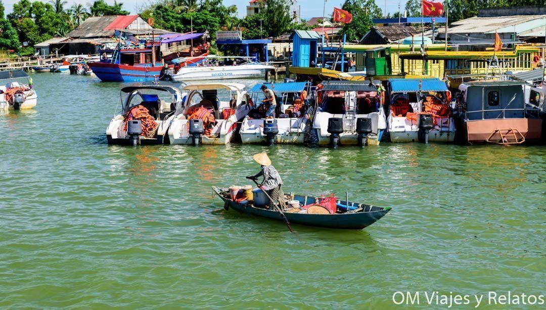 embarcadero de Cua Dai- HOI AN