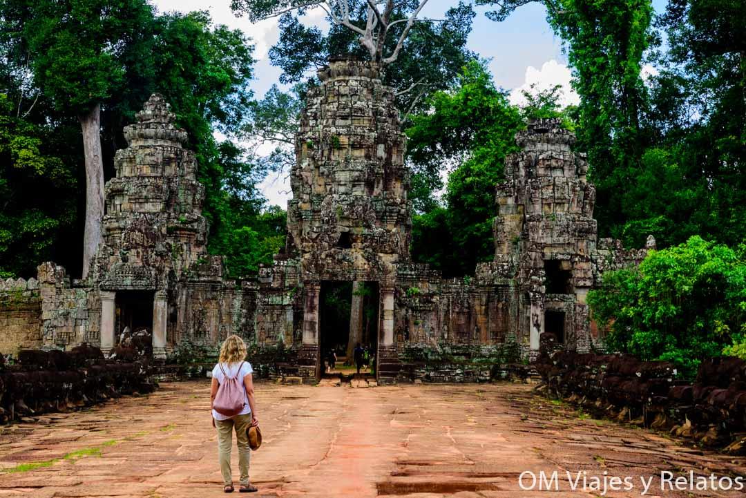 Angkor-Camboya
