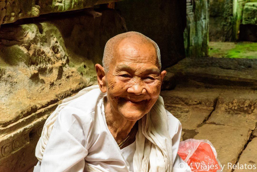 Budismo en Camboya