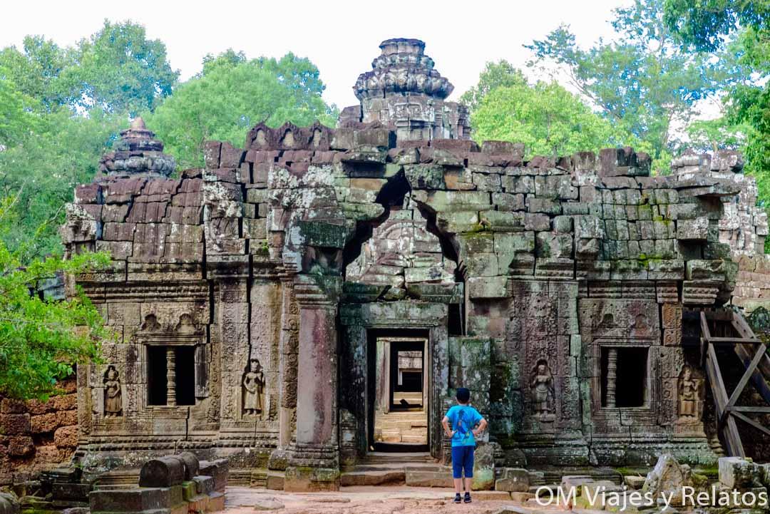 Angkor-con-niños