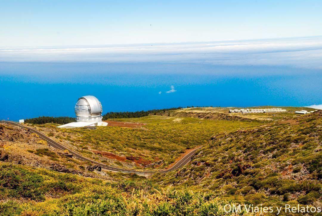 Observatorio Astrofísico de La Palma