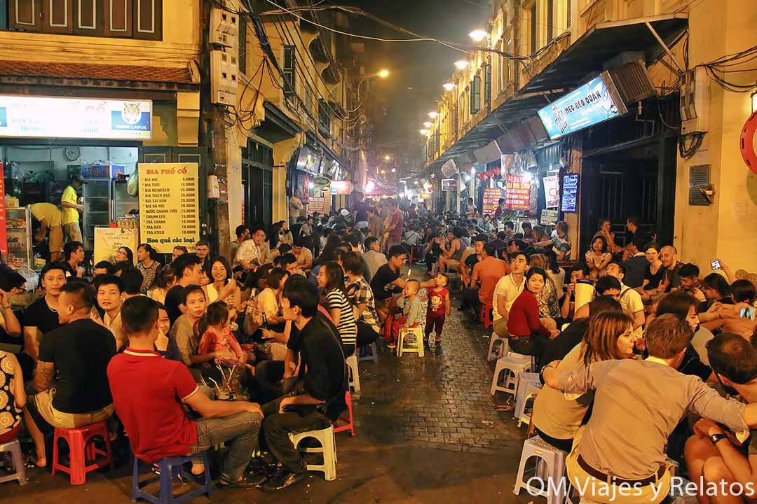 Bia Hoi Corner Hanoi