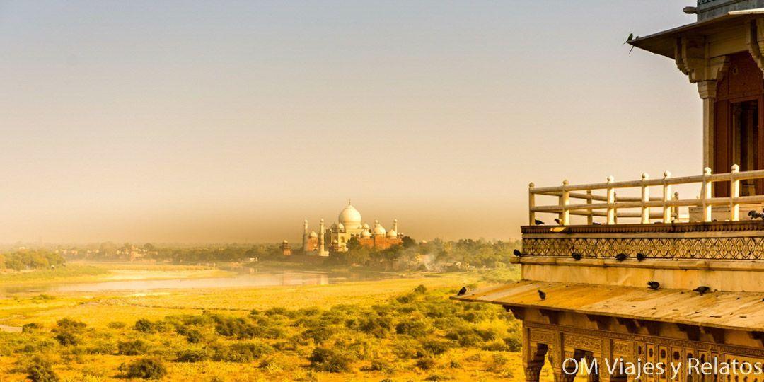lugares-para-visitar-en-la-India-Taj-Mahal