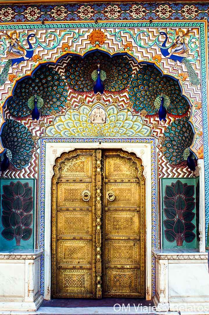 Jaipur-Palacios