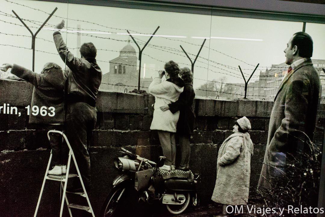 Primera Generación del Muro de Berlín