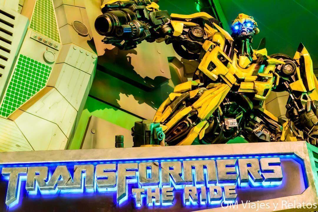 transformers-the-ride-Singapore
