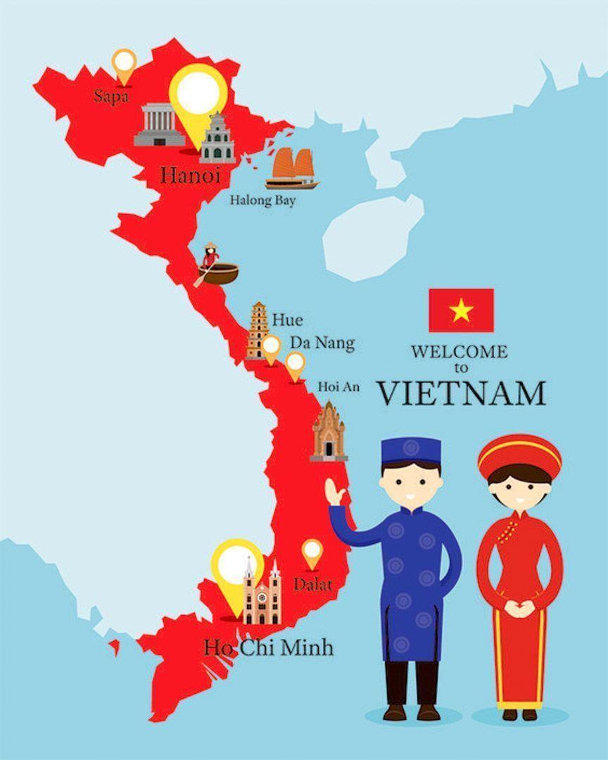itinerario-viaje-Vietnam