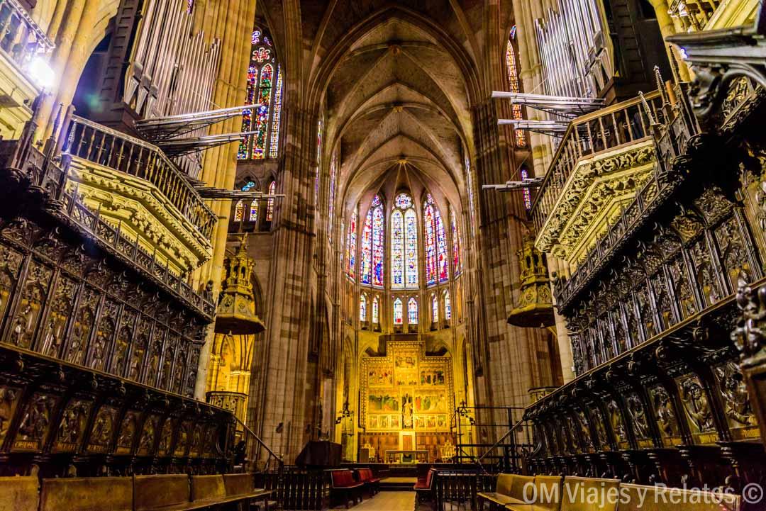órgano-catedral-León