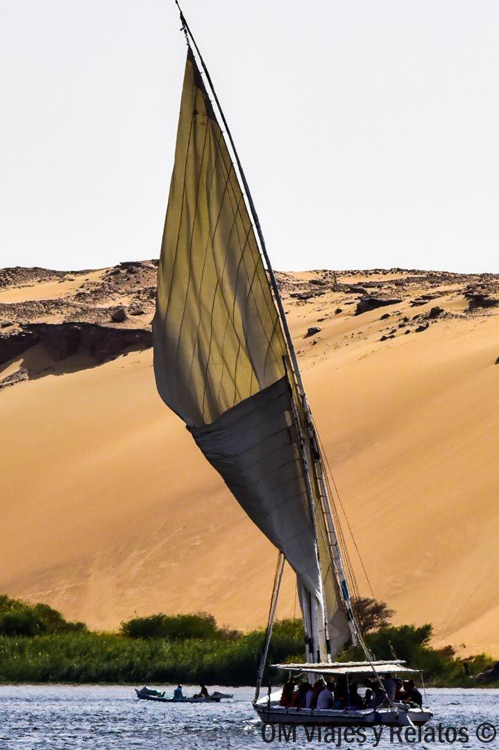 faluca-Nilo