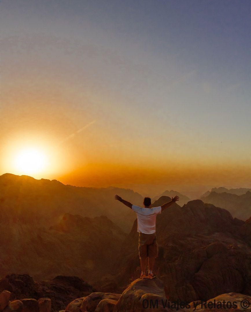 Monte-de-Moisés-Sinaí-Egipto