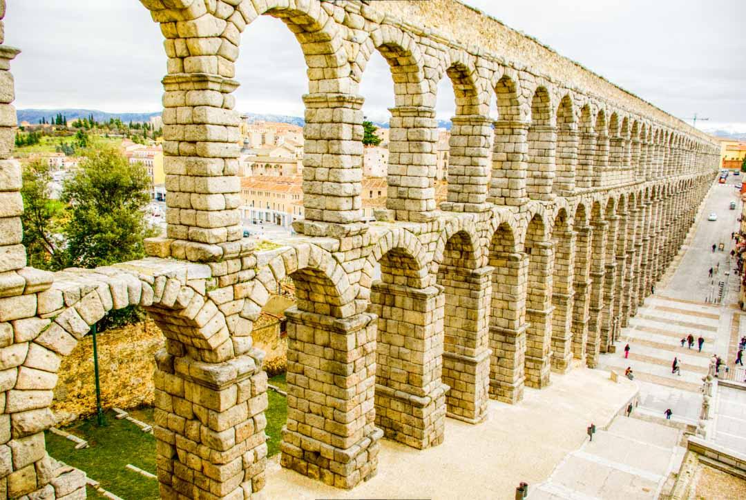 Excursiones-desde-Madrid-Acueducto-de-Segovia