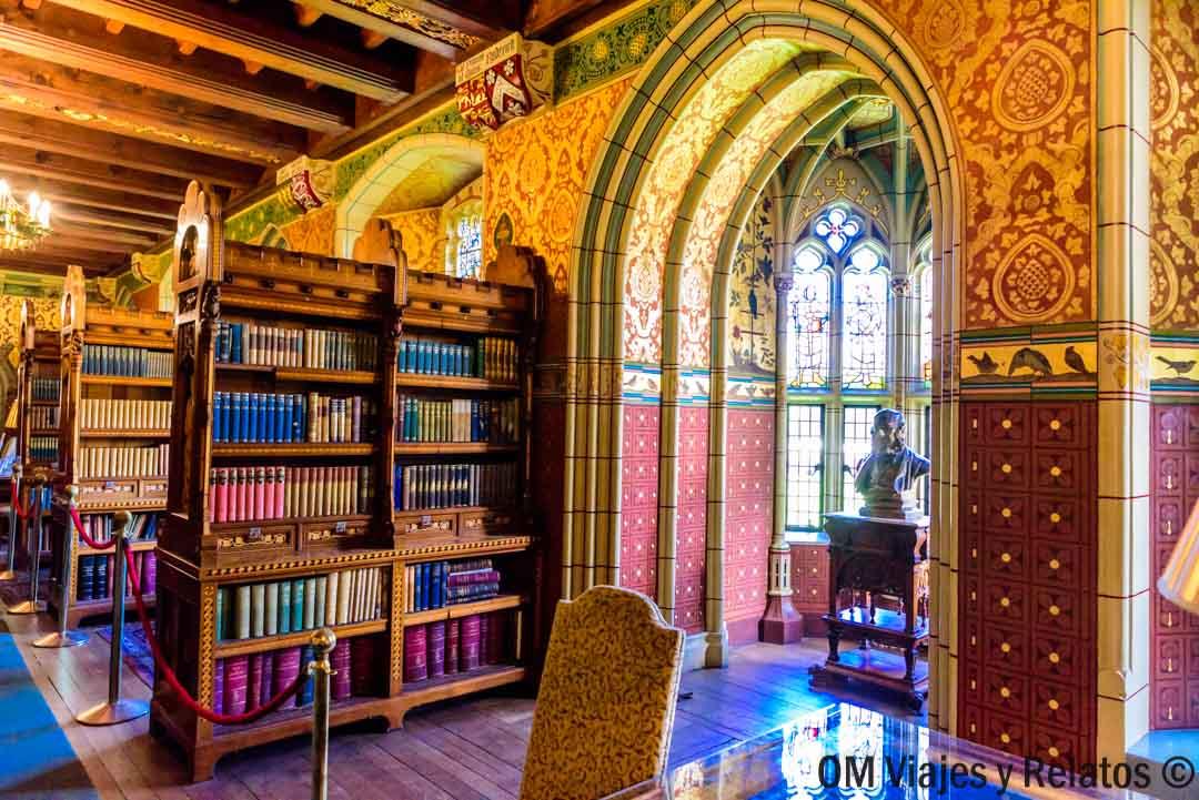 Biblioteca-Cardiff-Casttle
