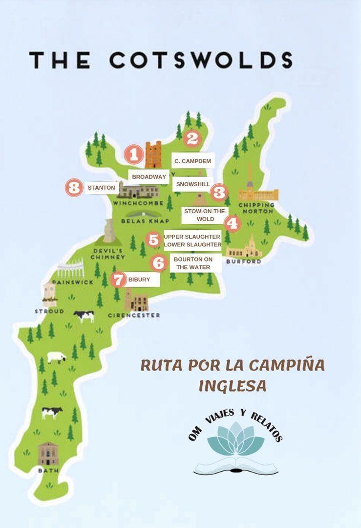 CAMPIÑA-INGLESA-ITINERARIO