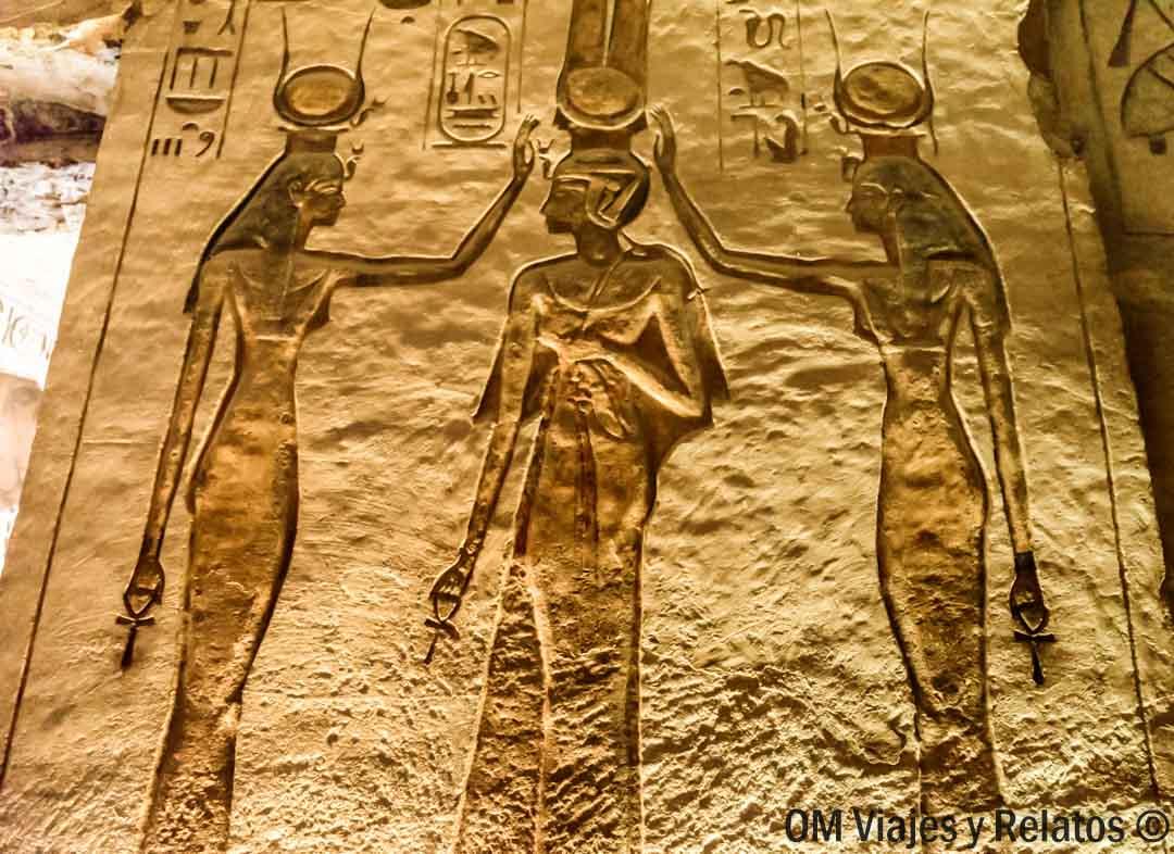 Abu-Simbel-Nefertari