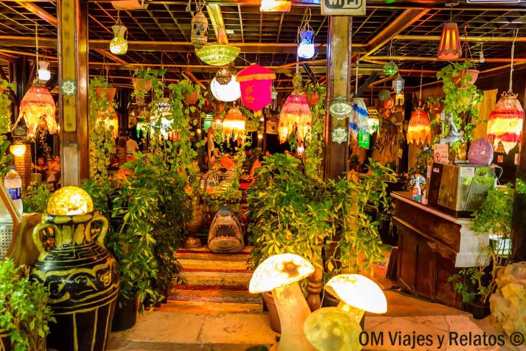 Dahab-restaurantes