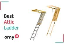 Top 10 Attic Ladder