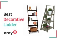 Top Best Decorative Ladder