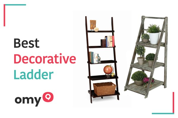 10 Best Decorative Ladder