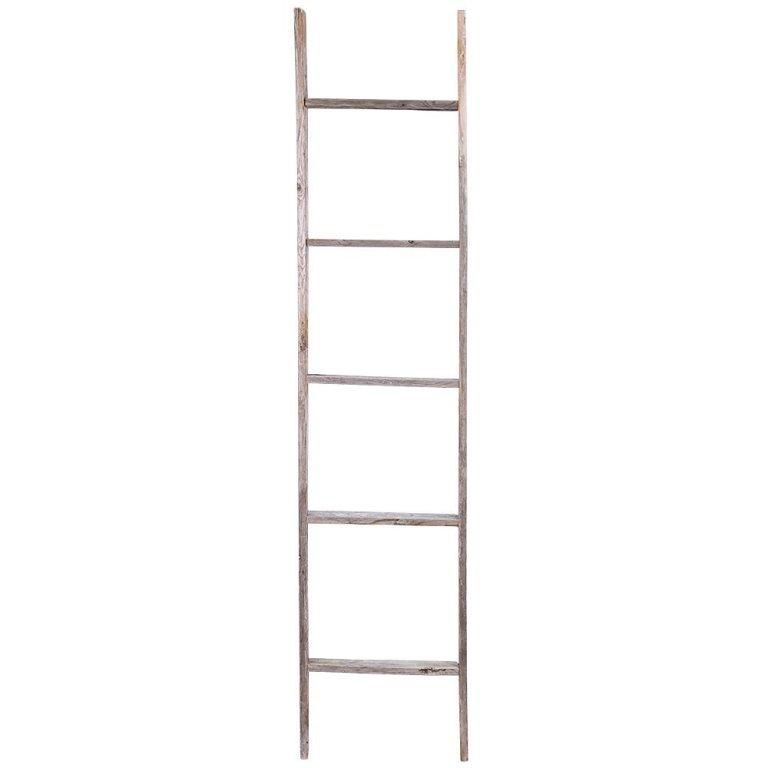 Top Wooden Ladder