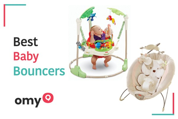baby bouncers and swings