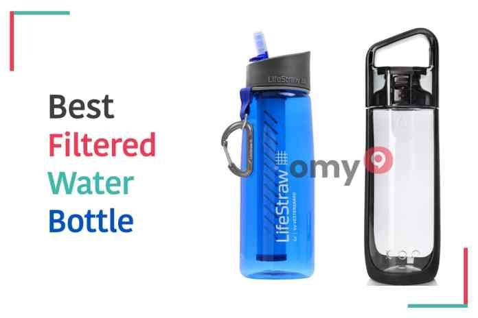 Best Filtered Water Bottle Omy Reviews - Best filtered water bottle