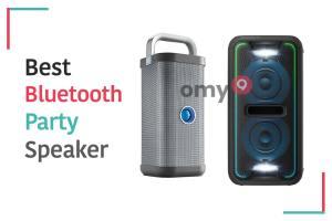 Best Bluetooth Party Speaker