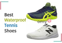 waterproof tennis shoes womens