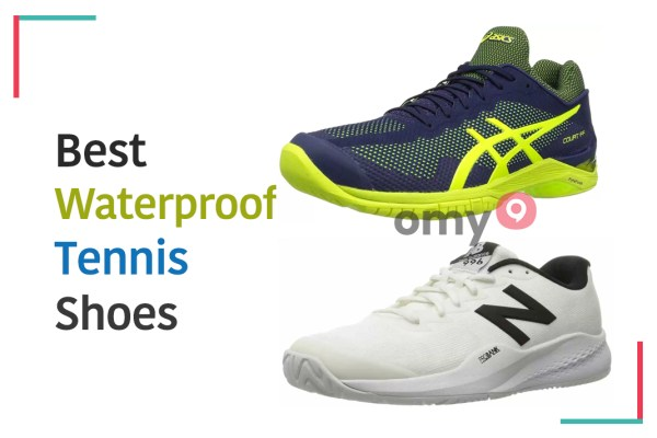 Best Waterproof Tennis Shoes