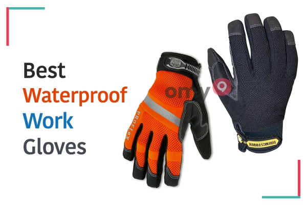 Waterproof Work Gloves