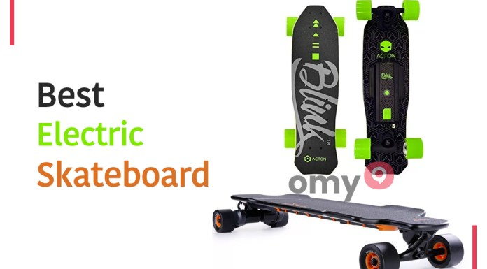 Best Electric Skateboard Review