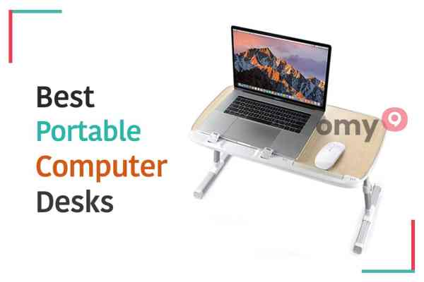 10 Best Portable Computer Desk - omy9 Reviews 1