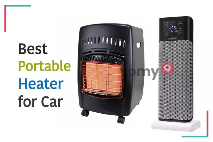 Best Portable Heater for Cars