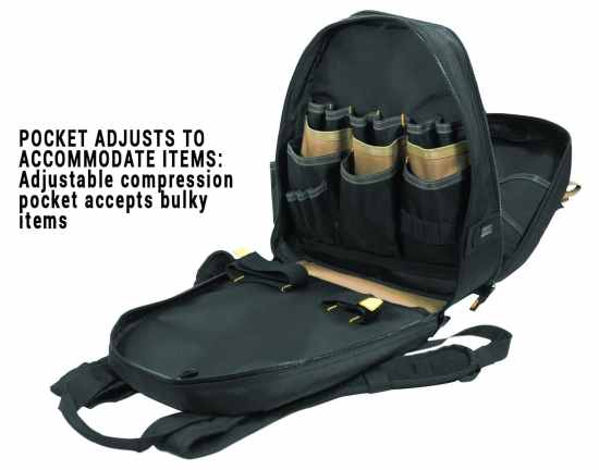 clc 1134 backpack tool bag