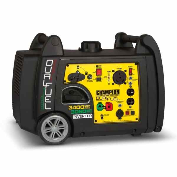 Champion Portable Inverter Generator, best propane generator