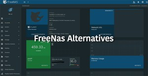 FreeNas alternatives