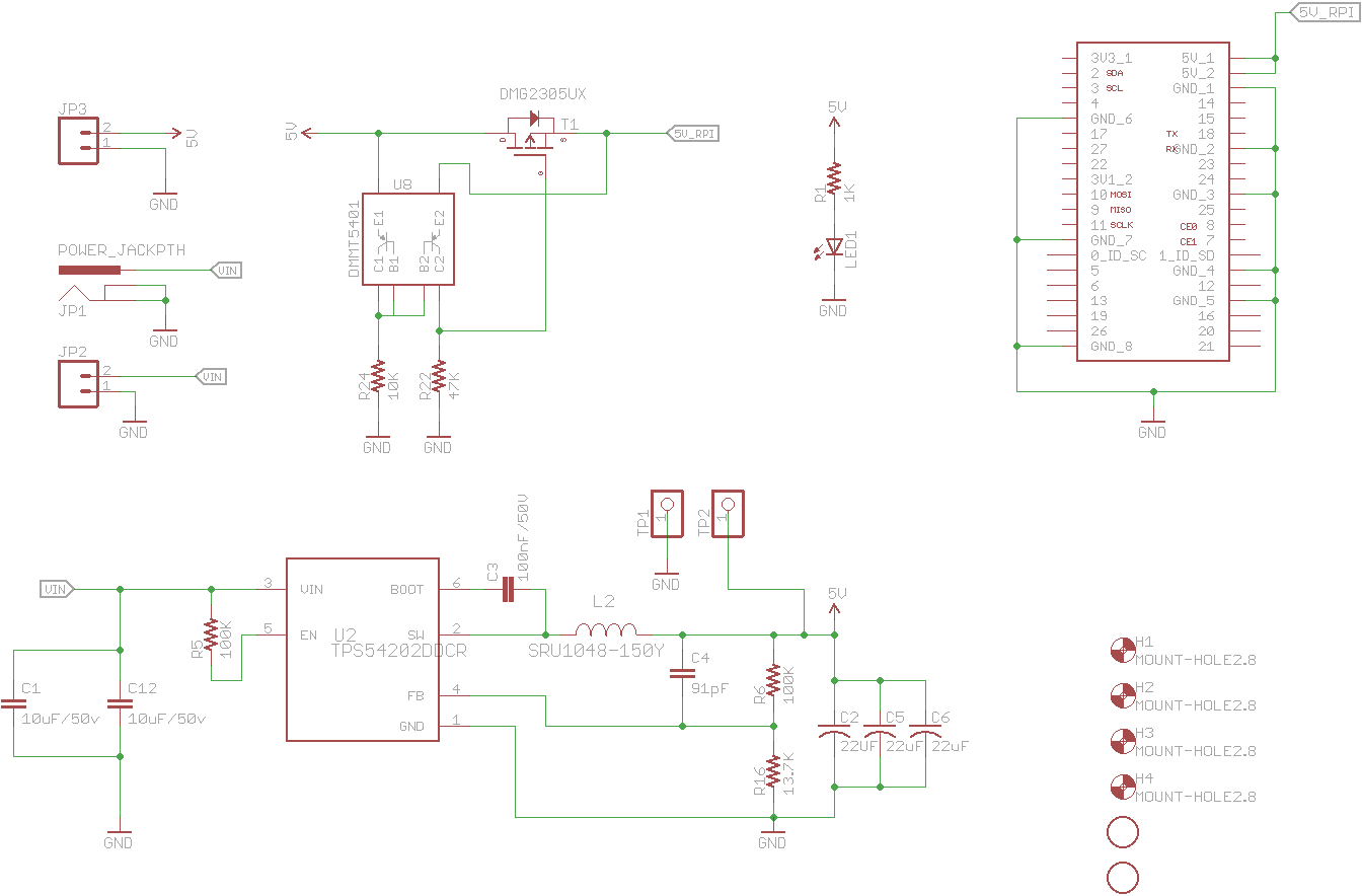 hight resolution of so i went back to texas instrument s online power supply design tool webench and found an alternative approach that uses three 22uf ceramic capacitors