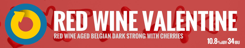 Red Wine Valentine Tile 1