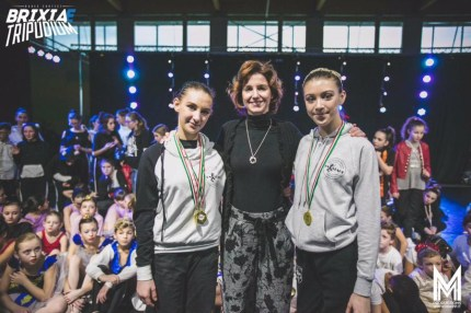 1^ Posto Danza Classica Duo Under 15
