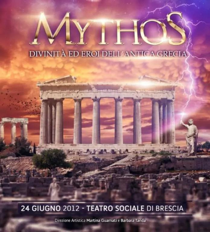 locandina saggio 2012 mythos