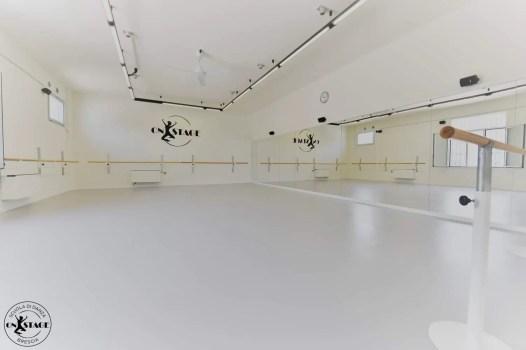 Sala 1 - Sede On Stage Danza Brescia