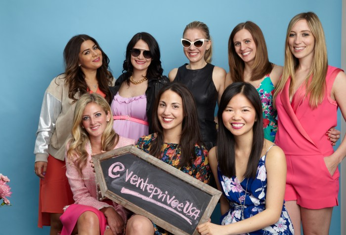 Vente-privee, Spring, Blogger Event Group Photo