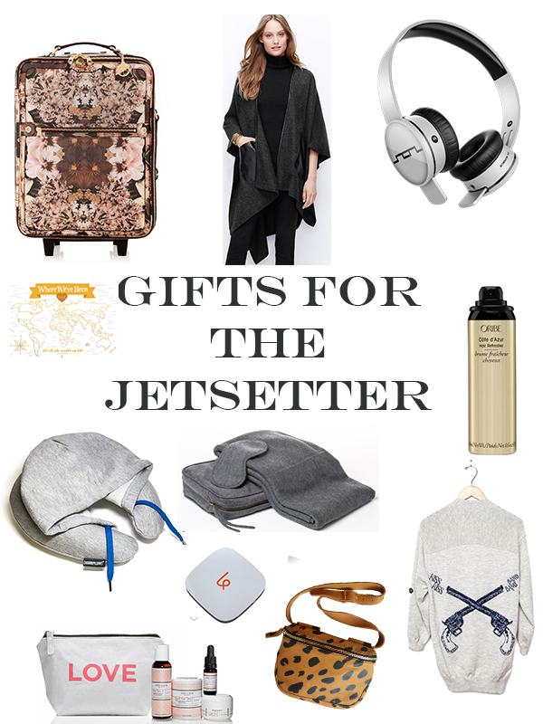 Jetsetter, gift guide, holidays, travel, gift guide