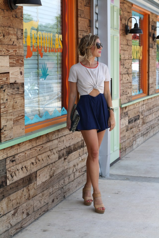 Milkmaid braids, Summer Style, Dallas, Fashion Blogger