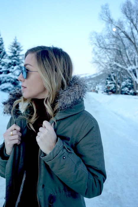 Crested Butte, Colorado, Street Style, Impossibly Imperfect, Travel, Travel Blog, What to Wear, OOTD, Parka