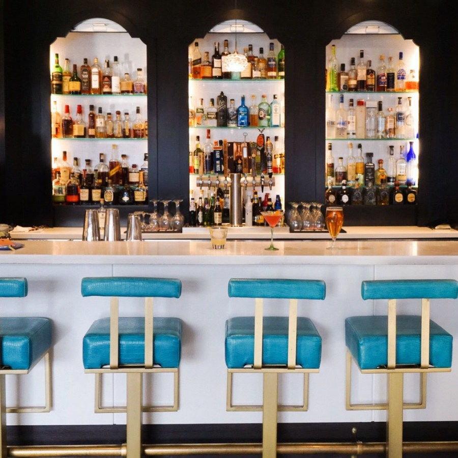 Embassy Hotel, Washington DC, Luxury Hotel, Hotel Bar, Interior Design