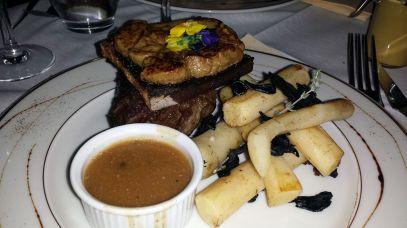 Steak in Paris